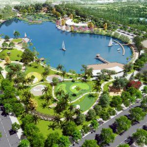 Duong Noi Urban Park