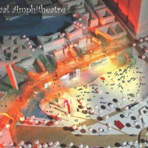thiết kế cảnh quan amphitheatre omg1