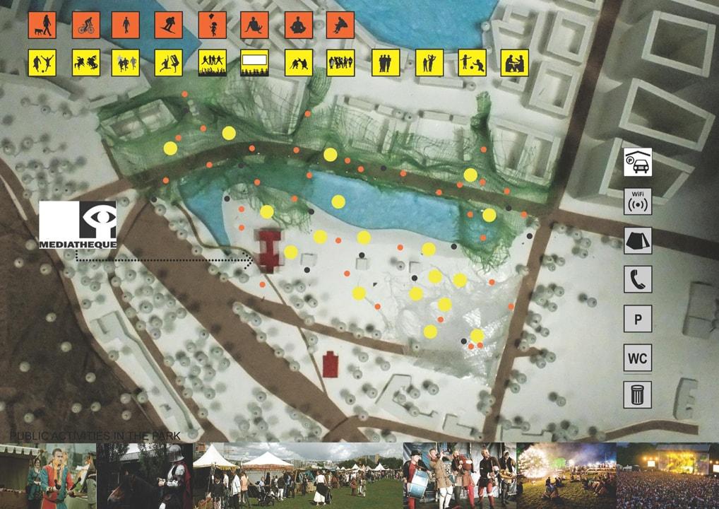thiết kế cảnh quan amphitheatre img2
