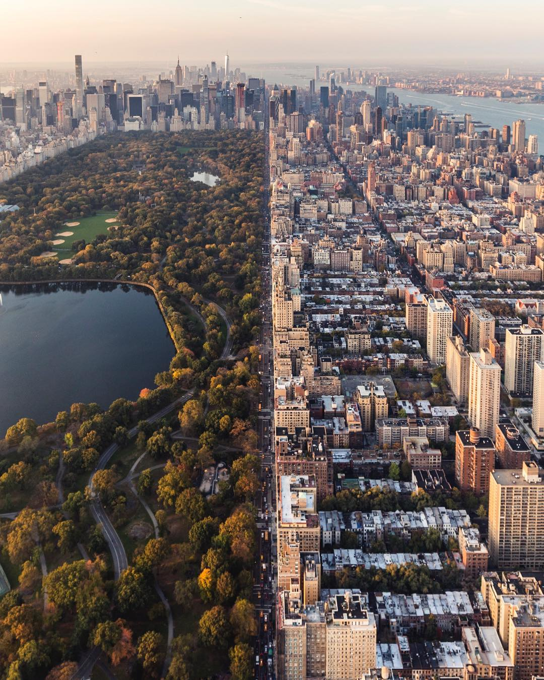 Central park - Kiến trúc sư cảnh quan Law Olmsted