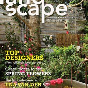 Landscape design and garden magazine 2012 spring / Tạp chí thiết kế cảnh quan và sân vườn: mùa xuân 2012