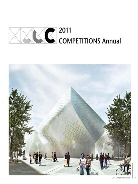 2011 Competitions Annual / Cuộc thi thiết kế cảnh quan 2011