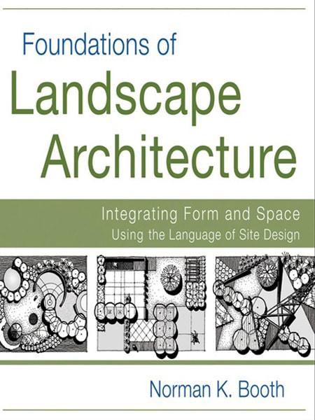 Foundation of Landscape Architecture / Hình khối căn bản trong thiết kế cảnh quan