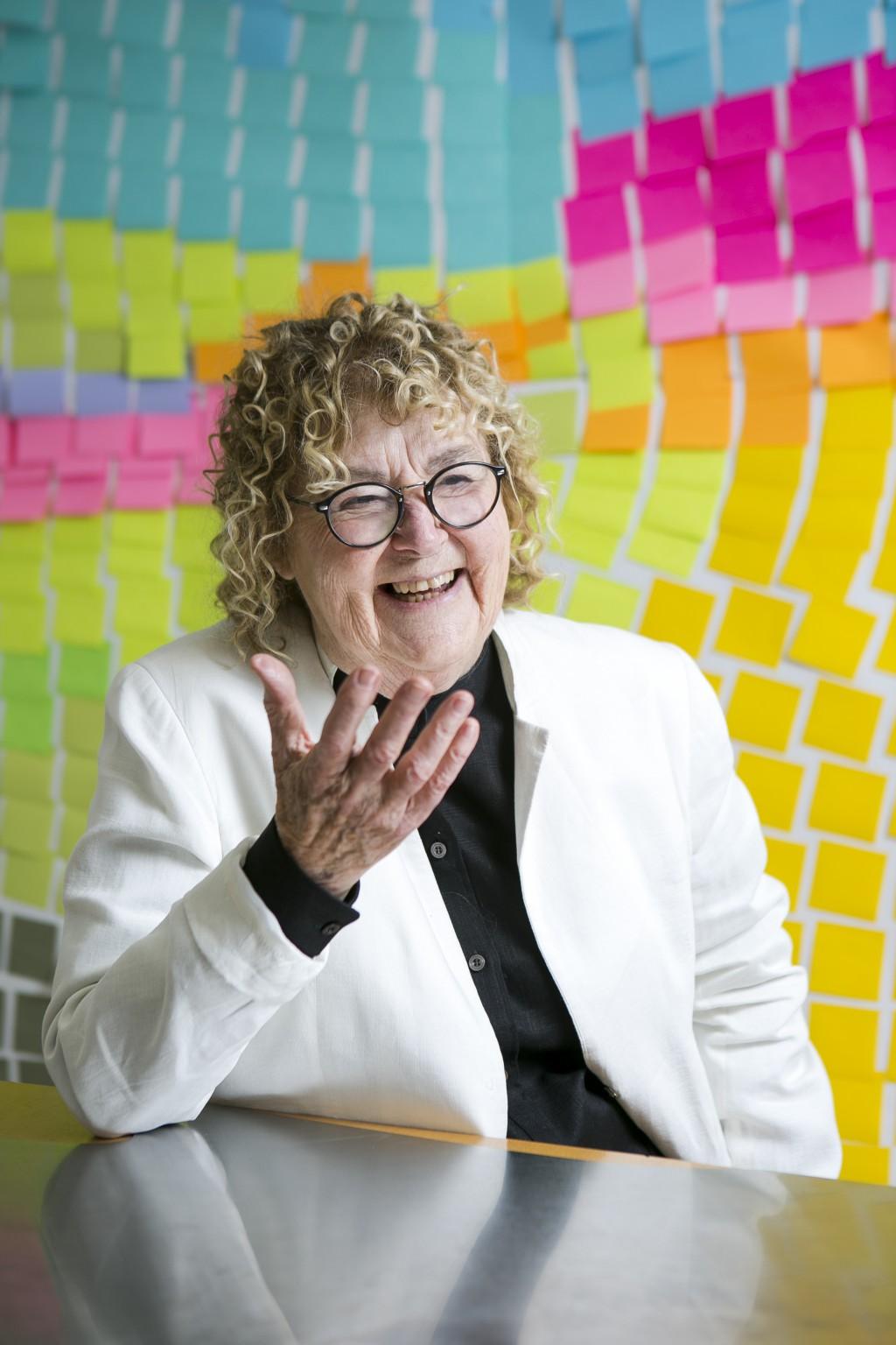 Chân dung kiến trúc sư cảnh quan Diana Balmori
