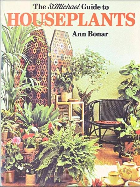 The Stmichael Guide to House Plants / Sách hướng dẫn trồng chăm sóc cây nội thất của Stmichael