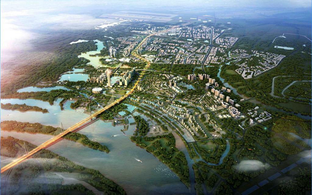 Vingroup, Sungroup và Geleximco lập đồ án quy hoạch hai bên bờ sông Hồng