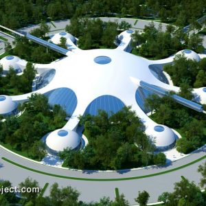 The Venus Project envisions a sustainable redesign of our cities and civilization