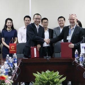 Hợp tác chiến lược giữa Tập đoàn Nam Cường và EGO Group