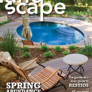 Landscape design and garden magazine 2013 spring / Tạp chí thiết kế cảnh quan và sân vườn: mùa xuân 2013