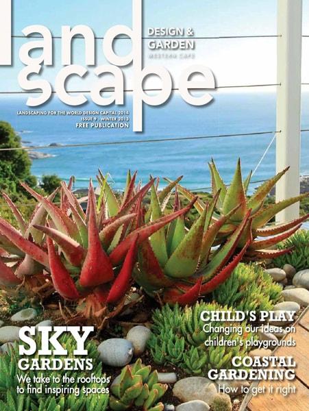 Landscape design and garden magazine 2013 winter / Tạp chí thiết kế cảnh quan và sân vườn: mùa đông 2013