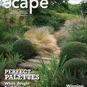 Landscape design and garden magazine 2014 spring / Tạp chí thiết kế cảnh quan và sân vườn: mùa xuân 2014