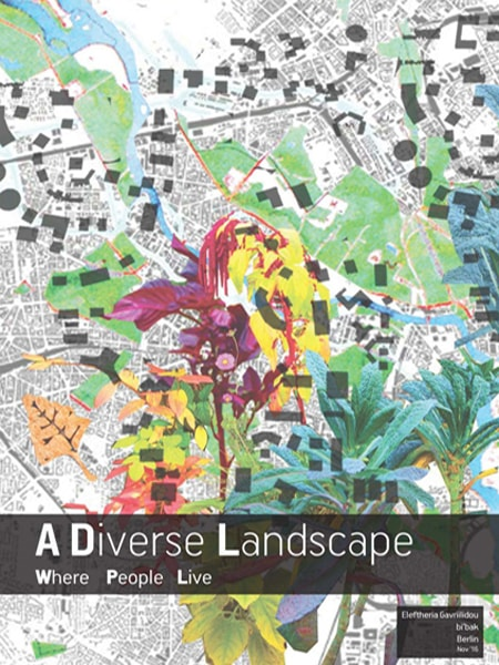 A Diverse Landscape Where People Live