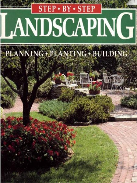 Step by Step Landscaping / Sổ tay thi công cảnh quan sân vườn