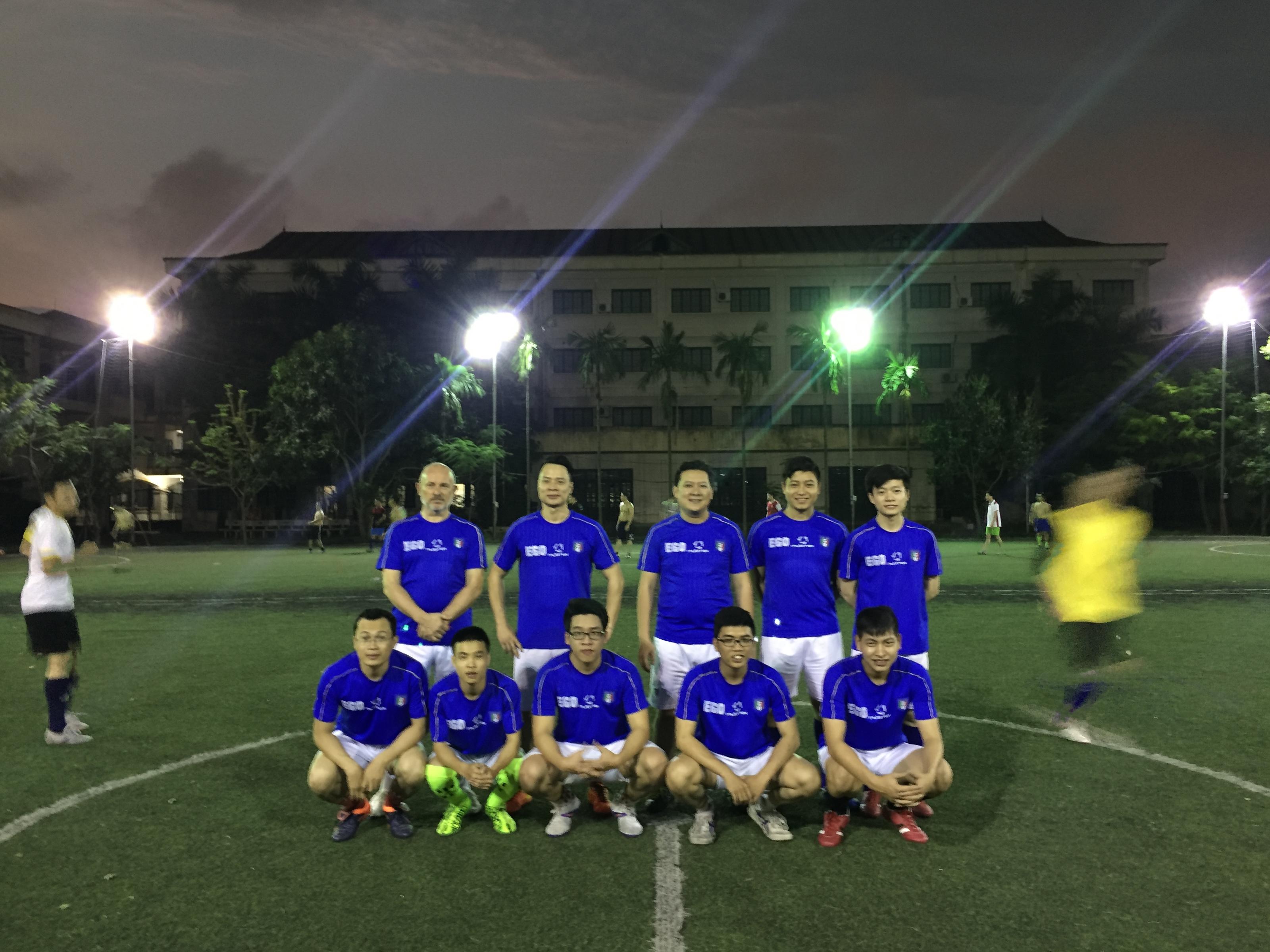 Đội bóng EGO Group
