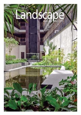 Landscape 09.2015 / Tạp chí Landscape tháng 9 – 2015