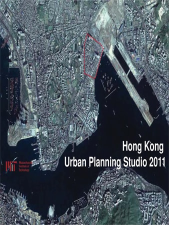 Hong Kong Urban Planning Studio 2011