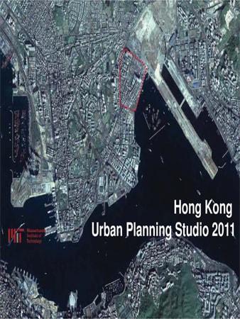 Hong Kong Urban Planning Studio 2011