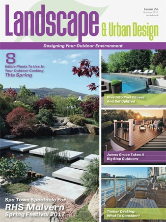 Landscape & Urban Design – Issue 24 2017