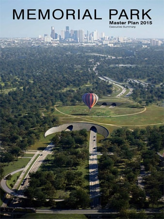 Memorial Park – Master Plan 2015