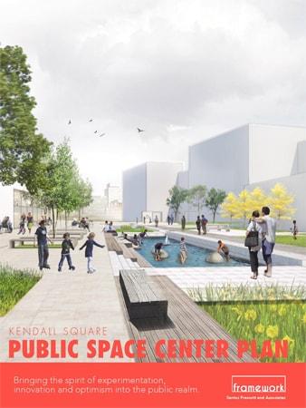 Public Space Center Plan – Kendall Square