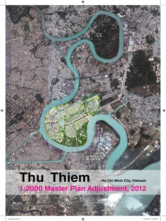 Thu Thiem – Master Plan Adjustment