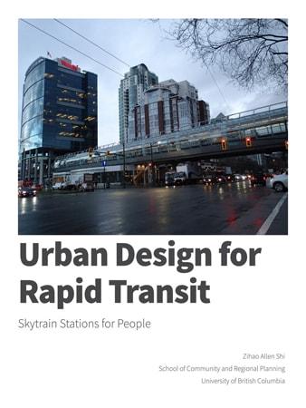 Urban Design for Rapid Transit