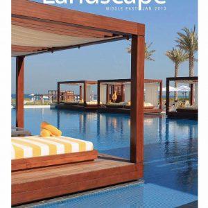 Landscape 01.2013 / Tạp chí Landscape tháng 1 – 2013