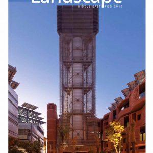 Landscape 02.2013 / Tạp chí Landscape tháng 2 – 2013
