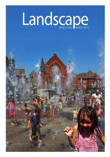 Landscape 03.2013 / Tạp chí Landscape tháng 3 – 2013
