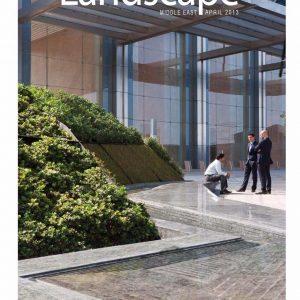 Landscape 04.2013 / Tạp chí Landscape tháng 4 – 2013