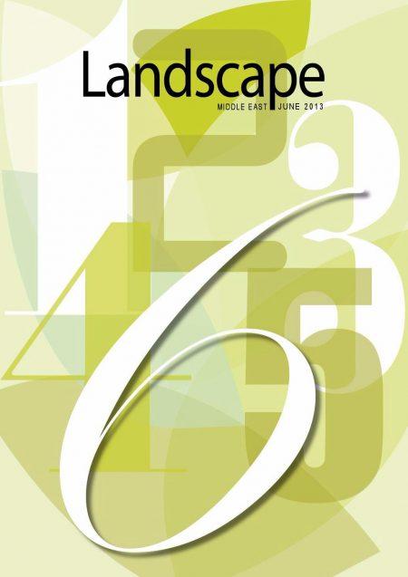 Landscape 06.2013 / Tạp chí Landscape tháng 6 – 2013