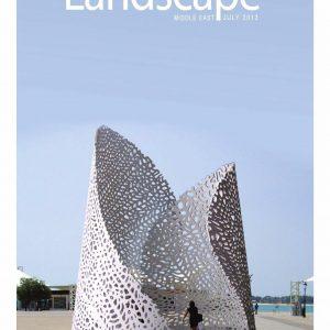 Landscape 07.2013 / Tạp chí Landscape tháng 7 – 2013