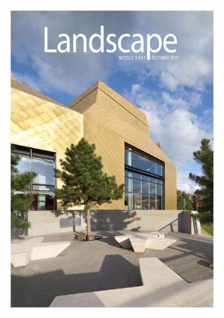 Landscape 10.2013 / Tạp chí Landscape tháng 10 – 2013