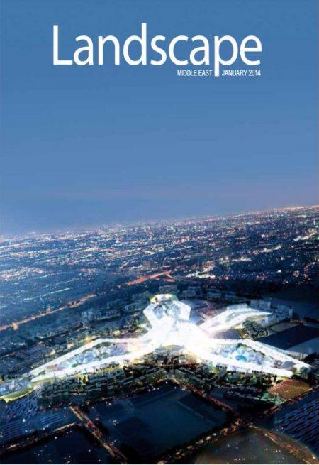 Landscape 01.2014 / Tạp chí Landscape tháng 1 – 2014