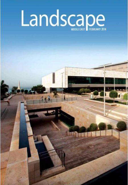 Landscape 02.2014 / Tạp chí Landscape tháng 2 – 2014
