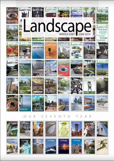 Landscape 06.2014 / Tạp chí Landscape tháng 6 – 2014