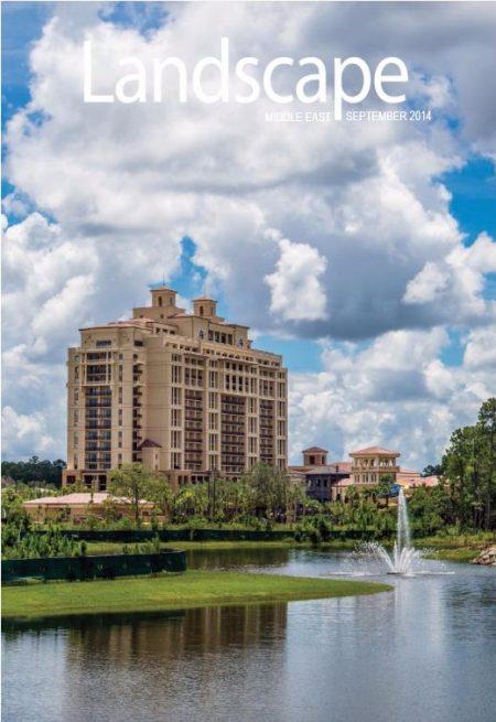 Landscape 09.2014 / Tạp chí Landscape tháng 09 – 2014