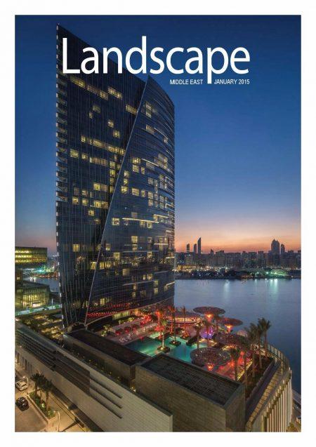 Landscape 01.2015 / Tạp chí Landscape tháng 1 – 2015