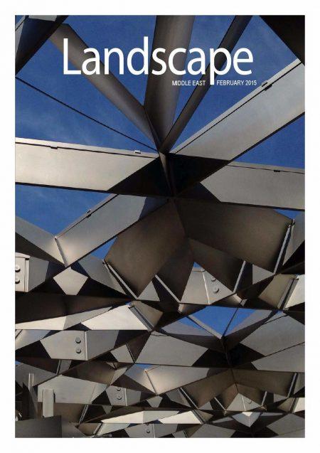 Landscape 02.2015 / Tạp chí Landscape tháng 2 – 2015