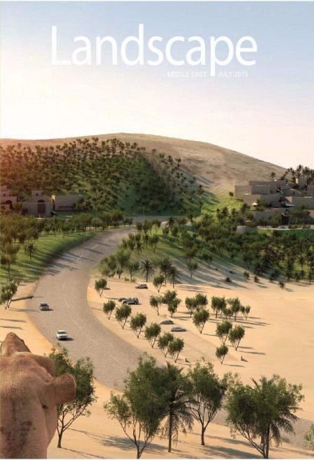 Landscape 07.2015 / Tạp chí Landscape tháng 7 – 2015