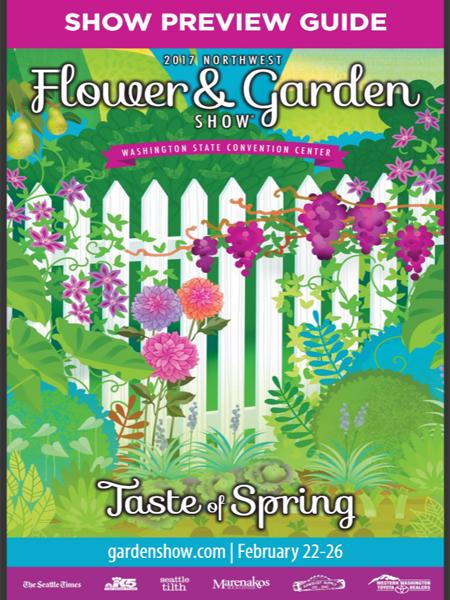 Flower & Garden Show – Taste of spring