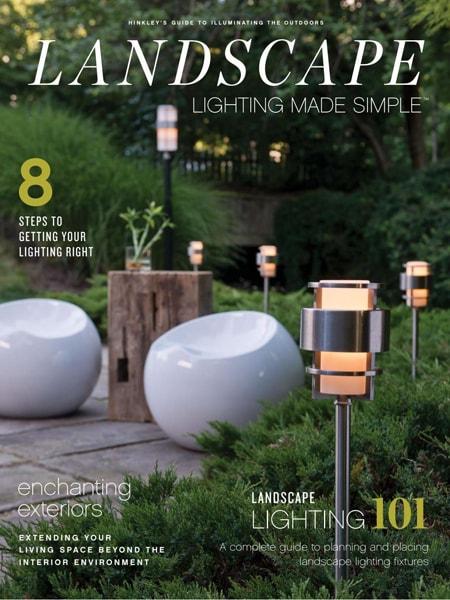 Landscape Lighting Made Simple / Chiếu sáng cảnh quan thật đơn giản