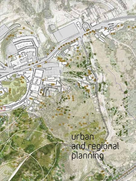 Urban and Regional Planning / Quy hoạch vùng và đô thị