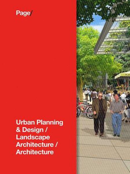 Urban Planning & Design / Planning / Landscape Architecture