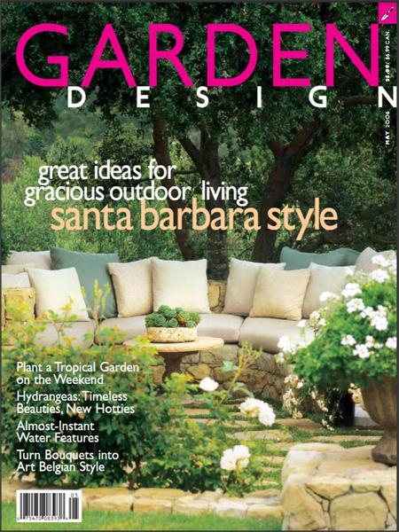 Garden Design- Santa Barbara Style