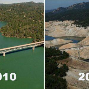Con người đã thay đổi cảnh quan thế giới như thế nào trong 100 năm qua