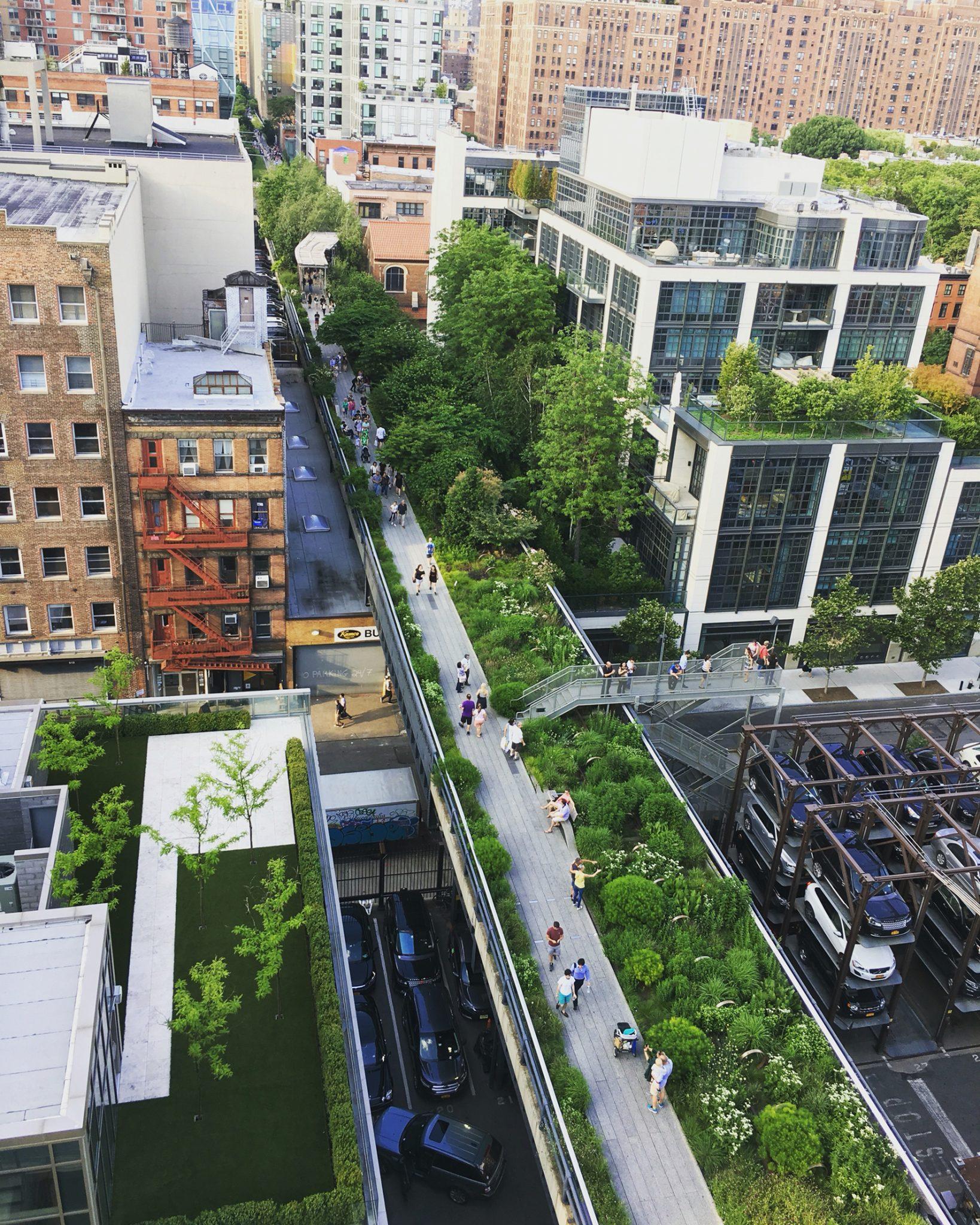 Tuyến đi bộ trên cao - Newyork - Hoa Kỳ (Cơn khát cảnh quan tại Việt Nam)