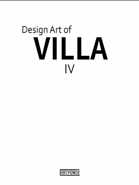 Design Art of Villa IV - Nhà đẹp