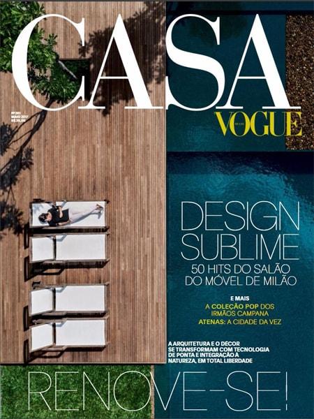 Casa vogue brazil maio 2017 - Nội thất