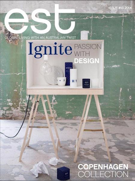 Est – Ignite passion with design   Đốt cháy niềm đam mê với thiết kế